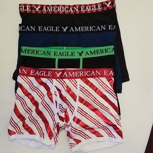 4 Pair of American Eagle Boxers XL